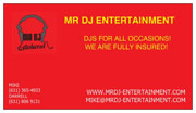 Mr. DJ Entertainment