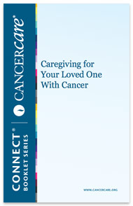 Caring for Your Loved One with Lung Cancer