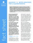 Thumbnail of the PDF version of Lidiando con las nauseas y vomitos inducidos por la quimioterapia