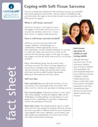 Thumbnail of the PDF version of Coping with Soft-Tissue Sarcoma