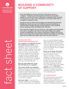 Thumbnail of the PDF version of Building a Community of Support