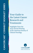 Thumbnail of the PDF version of Your Guide to the Latest Cancer Research and Treatments: Highlights from the 2013 Annual Meeting of the American Society of Clinical Oncology