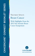 Thumbnail of the PDF version of Treatment Update: Breast Cancer, with Highlights from the 2013 San Antonio Breast Cancer Symposium