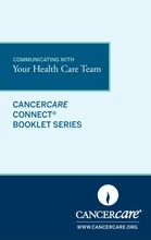 Thumbnail of the PDF version of Communicating With Your Health Care Team