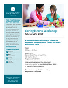 126 caring hearts workshop