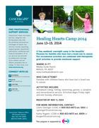 209 healing hearts camp