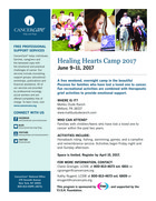 468 healing hearts family bereavement camp