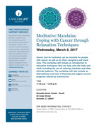 513 meditative mandalas coping with cancer through relaxation techniques