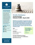 672 weekly meditation