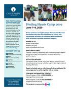 718 healing hearts family bereavement camp
