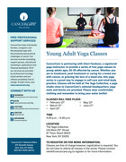 737 young adult yoga classes