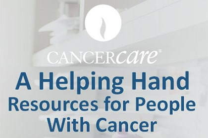 Looking for financial or practical help? Search our online Helping Hand Resource Database »