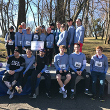 Display photo for Local Connecticut Restaurant, Little Pub, Supports CancerCare's Walk/Run for Hope