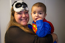 Display photo for CancerCare's Halloween Event Brings Together Families Affected by Cancer