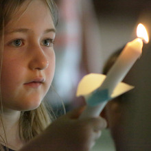 Display photo for Grieving Families Connect and Reflect at the Healing Hearts Family Bereavement Camp