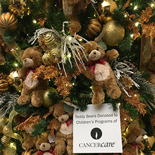 Display photo for Hines Property Management Generously Donates to Cancer*Care* This Holiday Season