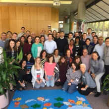 Display photo for Merck Staff Lends a Hand for Healing Hearts