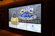 Display photo for Chic with a Conscience: CancerCare Thrift Shop Unveils New Look with Help from McCann Healthcare