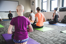 Display photo for Young Adult Alumni Yoga and Wellness Event