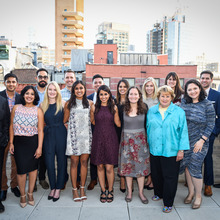 Display photo for CancerCare's Young Professionals Committee Hosts Its Inaugural Fundraiser Event