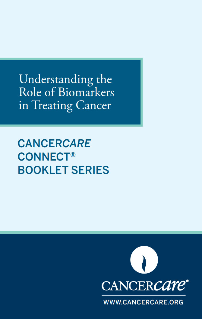 Thumbnail of the PDF version of Understanding the Role of Biomarkers in Treating Cancer