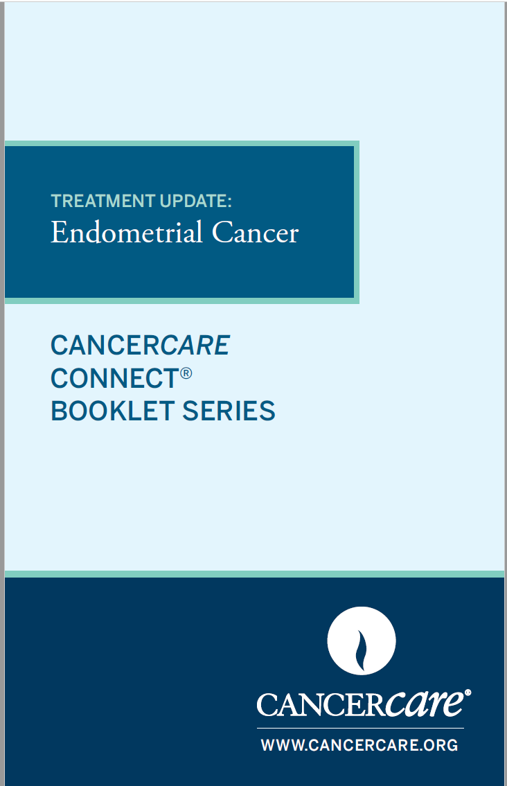 Thumbnail of the PDF version of Treatment Update: Endometrial Cancer