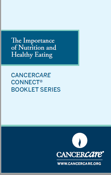 Thumbnail of the PDF version of The Importance of Nutrition and Healthy Eating