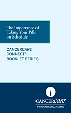 Thumbnail of the PDF version of The Importance of Taking Your Pills on Schedule
