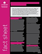 Thumbnail of the PDF version of Coping With Triple Negative Breast Cancer