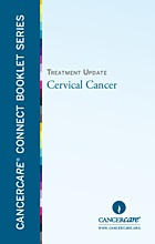 Thumbnail of the PDF version of Treatment Update: Cervical Cancer