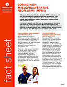 Thumbnail of the PDF version of Coping With Myeloproliferative Neoplasms (MPNs)