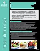 Thumbnail of the PDF version of Consejos para controlar las náuseas y aumentar el apetito durante el tratamiento del cáncer