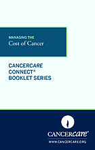 Thumbnail of the PDF version of Managing the Cost of Cancer
