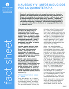 Thumbnail of the PDF version of Nauseas y vómitos inducidos por la quimioterapia