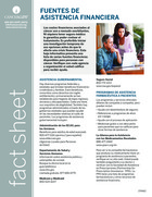 Thumbnail of the PDF version of Fuentes de Asistencia Financiera