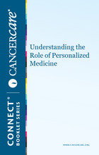 Thumbnail of the PDF version of Understanding the Role of Personalized Medicine