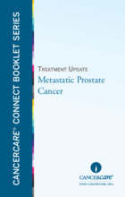 Thumbnail of the PDF version of Treatment Update: Metastatic Prostate Cancer