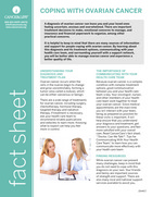 Thumbnail of the PDF version of Coping With Ovarian Cancer