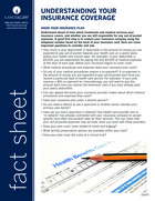 Thumbnail of the PDF version of Understanding Your Insurance Coverage