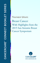 Thumbnail of the PDF version of Treatment Update: Breast Cancer With Highlights from the 2015 San Antonio Breast Cancer Symposium