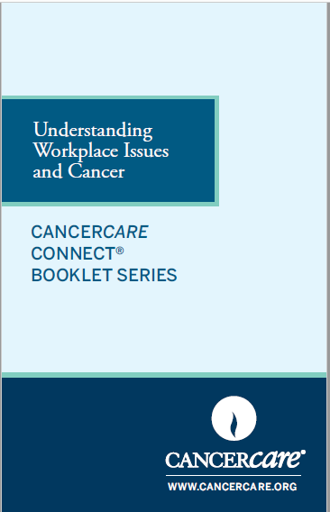 Thumbnail of the PDF version of Understanding Workplace Issues and Cancer