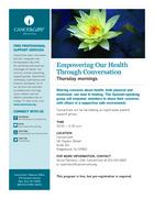 136 empowering our health through conversation
