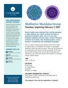 144 meditative mandalas group