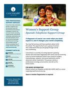 92 grupo de apoyo para mujeres diagnosticadas con cancer
